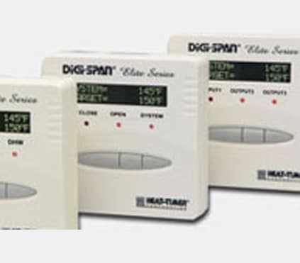 HEAT-TIMER, HWE SEQ-3, HOT WATER RESET CONTROL. HYDRONIC