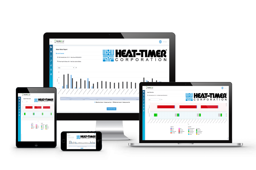 Heat Timer Internet Based, Wireless Heating Control Systems